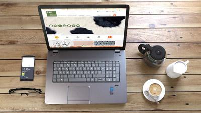 Login zum Online-Service